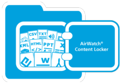 VMWare AirWatch Content Locker