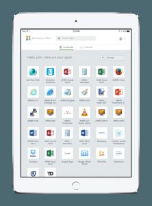 Miglioramenti della produttività di VMware Workspace ONE