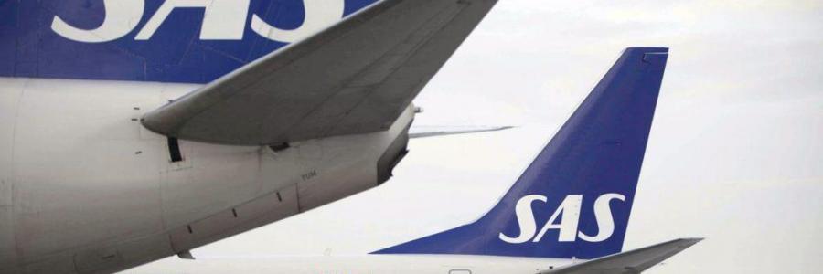 Compagnia aerea scandinava mostra i dati personali dei clienti