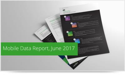 Mobile Data Report di Wandera – le ultime tendenze sull'utilizzo dei dati mobili aziendali