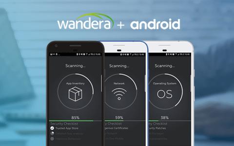 Wandera per dispositivi generici Android