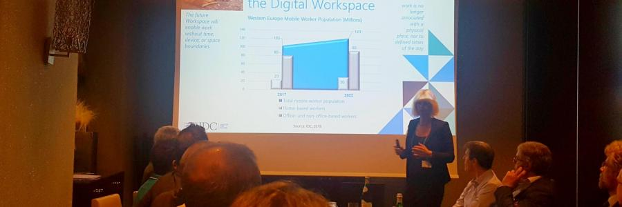 EMPOWERING THE DIGITAL WORKSPACE