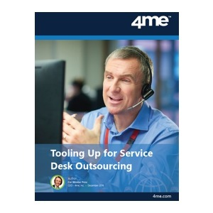 Preparare un Service Desk in outsourcing